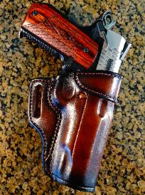 Custom Concealed carry, Concealment Holsters by Jeffrey