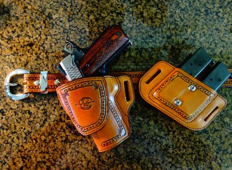 Custom Concealed carry, Concealment Holsters by Jeffrey Custom Leather