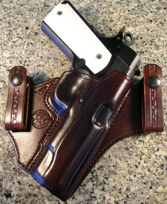 Best inside the waistband holster, concealment holsters, IWB holsters